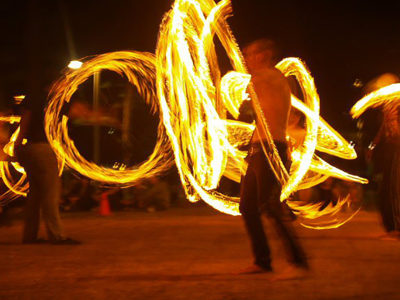 27. Indigo-Blue_Burleigh -Fire Dancing