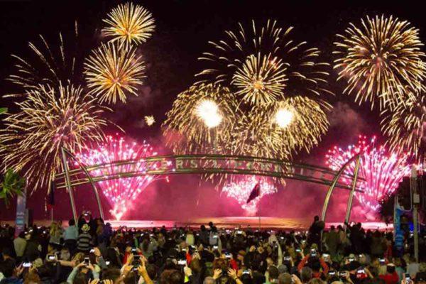 JUNE - Fireworks