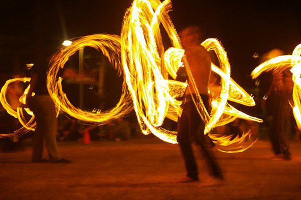 27. Indigo-Blue_Burleigh -Fire Dancing