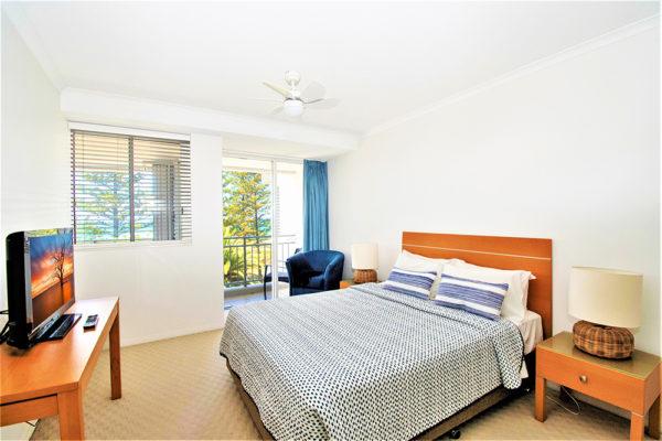 34. Indigo-Blue_Burleigh -2BR- Main Bedroom