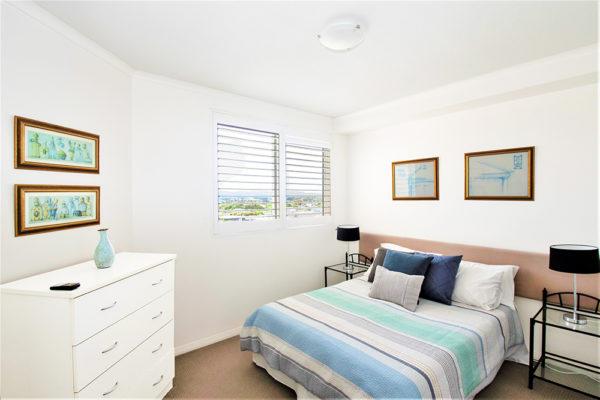 34. Indigo-Blue_Burleigh -3BR- 2nd Bedroom