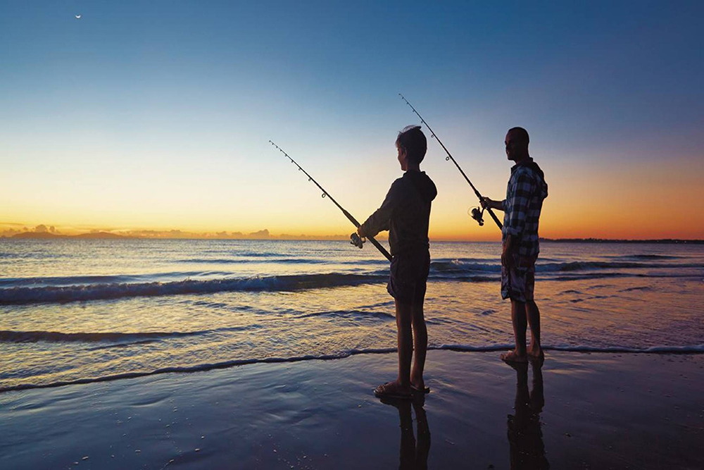 Go Fishing with Kids