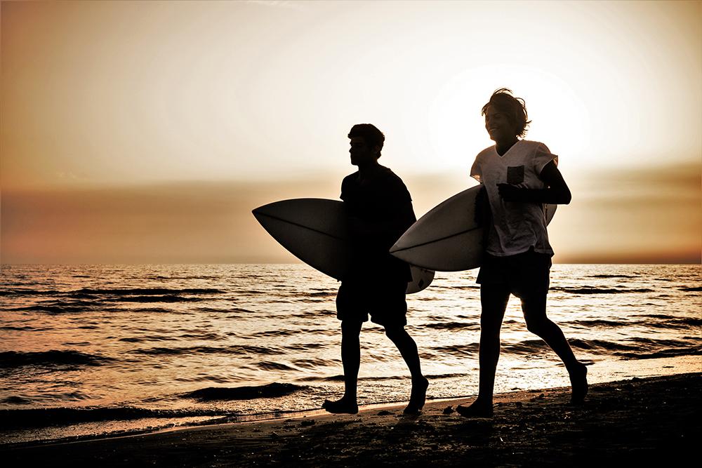 Surf till Night